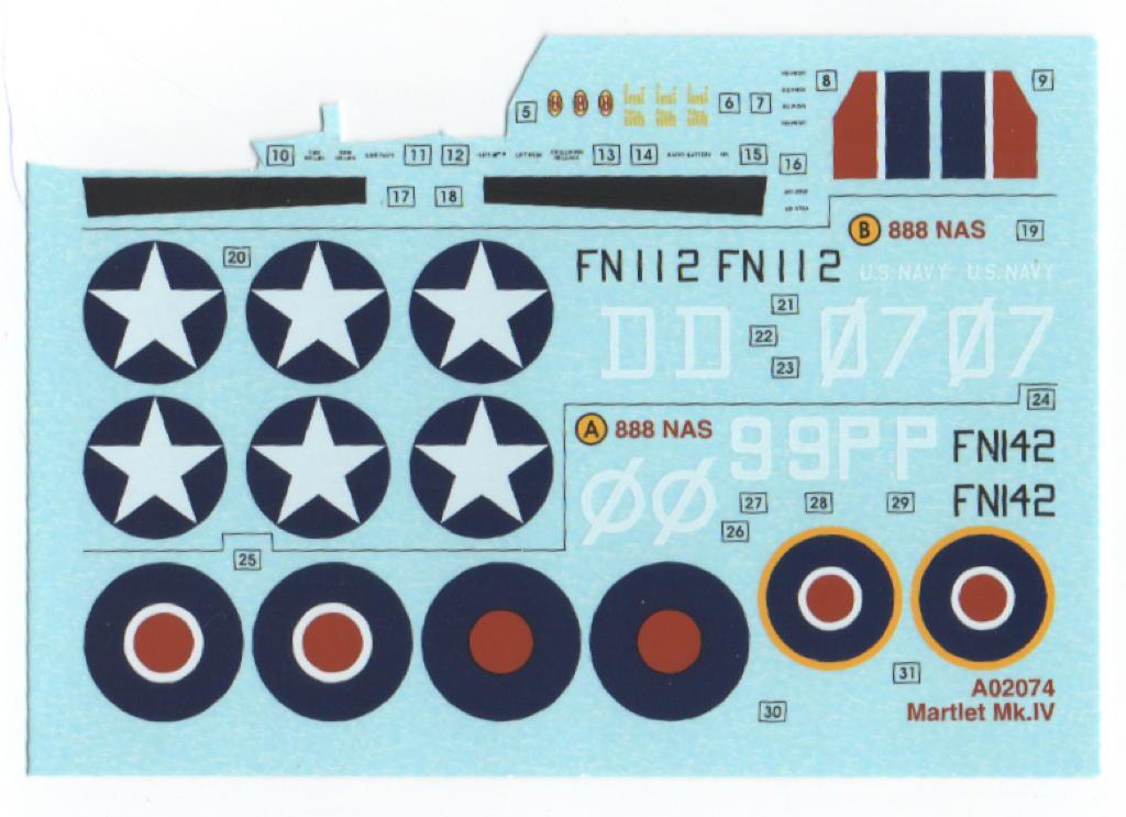 [Airfix] Martlet Mk.IV 11_gru11
