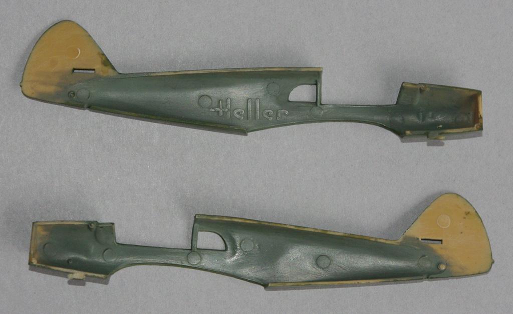 [Heller] Messerschmitt Bf108 Taifun bulgare 15_bf110