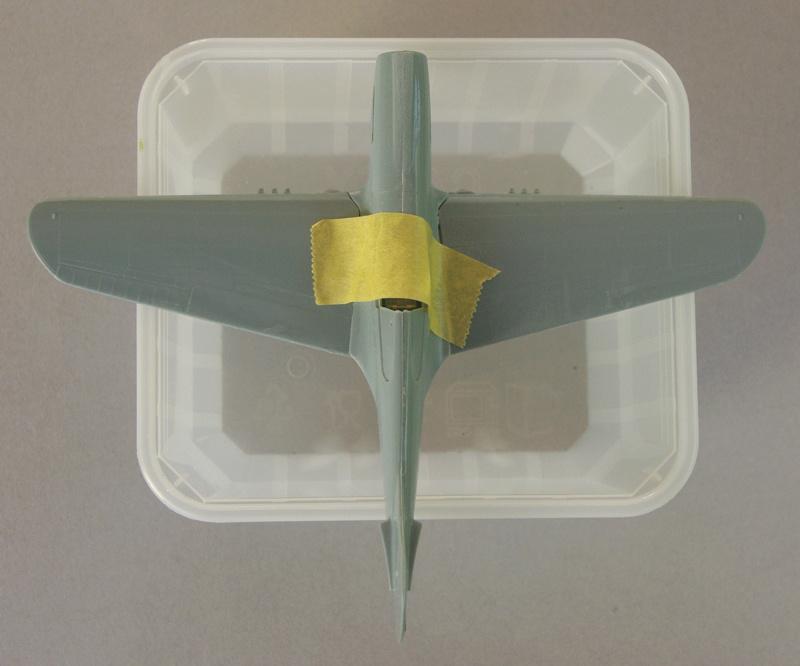 [Airfix] P-40 Tomahawk et [Sword] P-40 Kittyhawk - Page 2 15_p4010