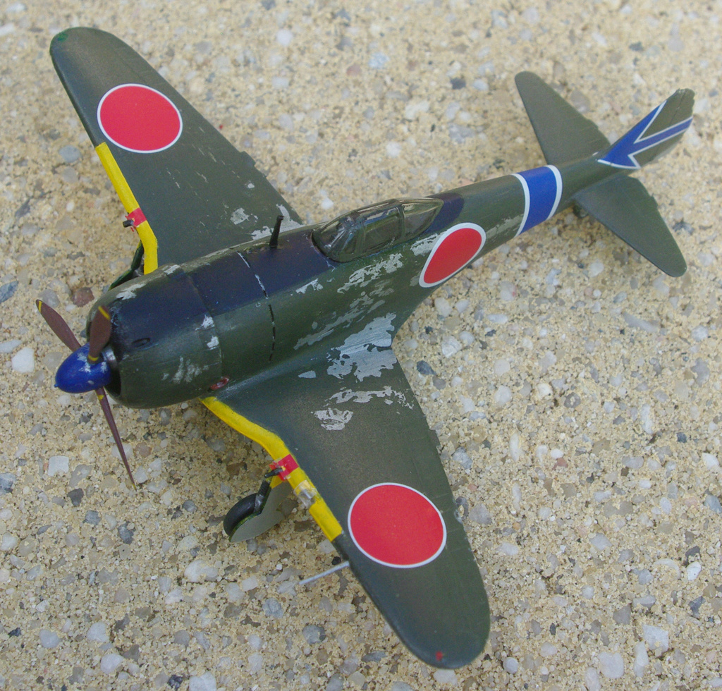 [Chrono 20] Hasegawa - Nakajima Ki44-II Shoki - FINI ! (enfin, presque…) - Page 3 29_ki-10