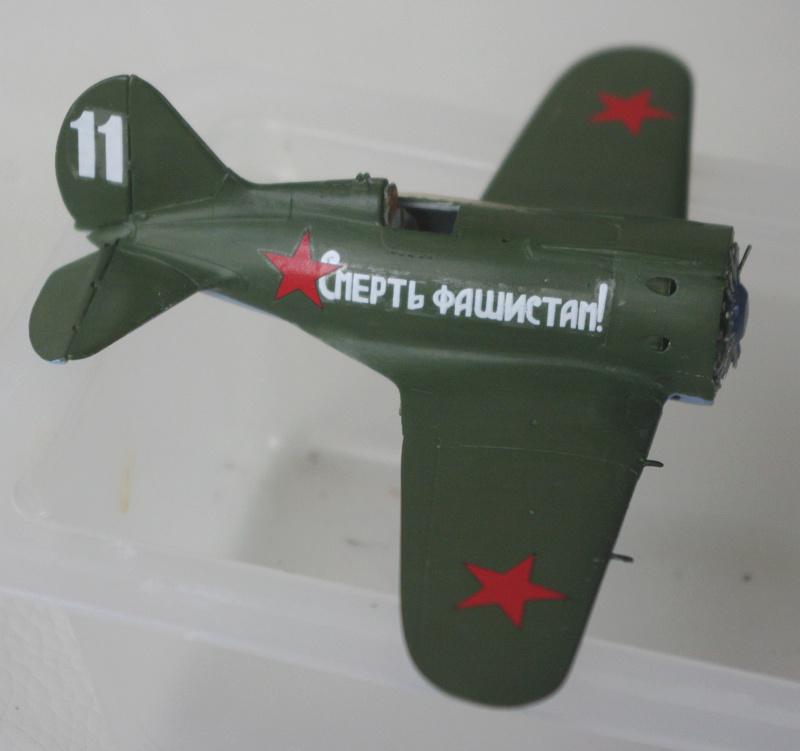 [ICM] Polikarpov I-16 - Page 4 35_i-110