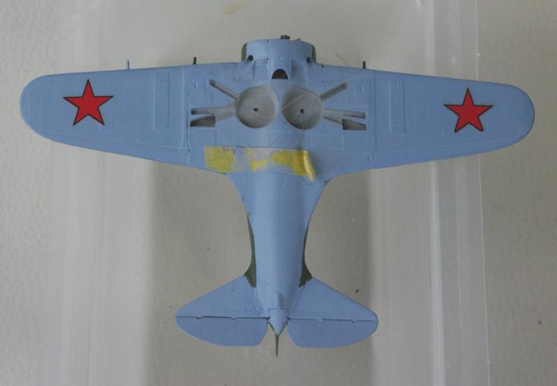 [ICM] Polikarpov I-16 - Page 4 36_i-110
