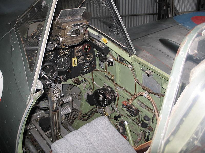 [ Revell ] Spitfire MK V - ----->  FINI 800px-10