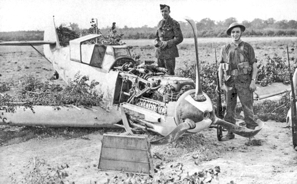 [Airfix] Bf109 E-4 Von_we10