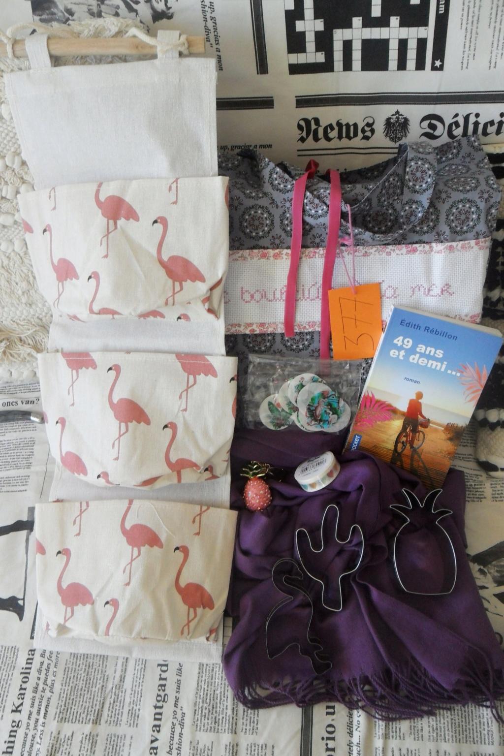 [Partenariat] La ronde des sacs à cadeaux (SUITE) Sam_4511