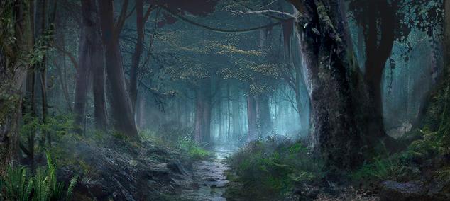 John Darkblade Forest10