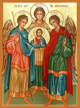 Les Anges et les Êtres de Lumière - Page 2 Archan10