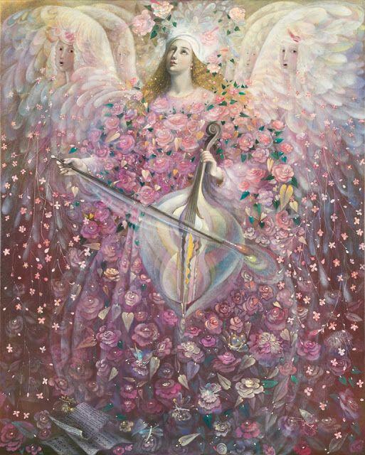 Les Anges et les Êtres de Lumière - Page 2 Fdd87310
