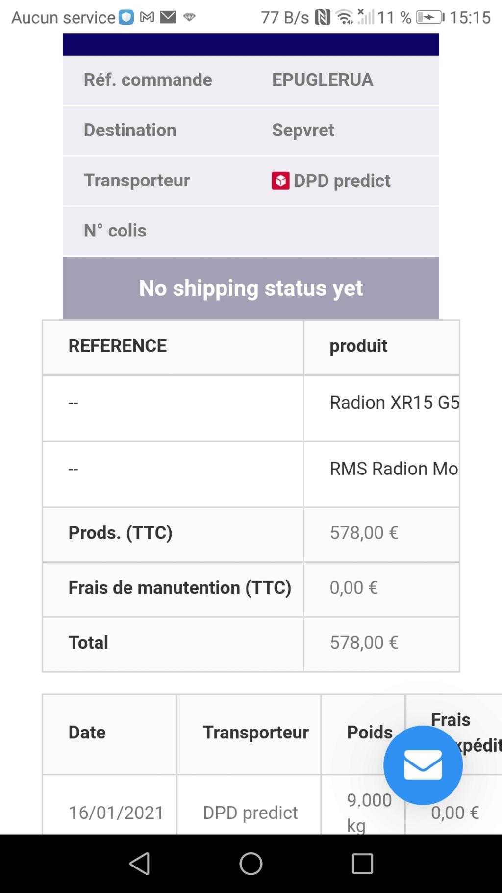 rampe Radion XR15 G5 Pro Screen12