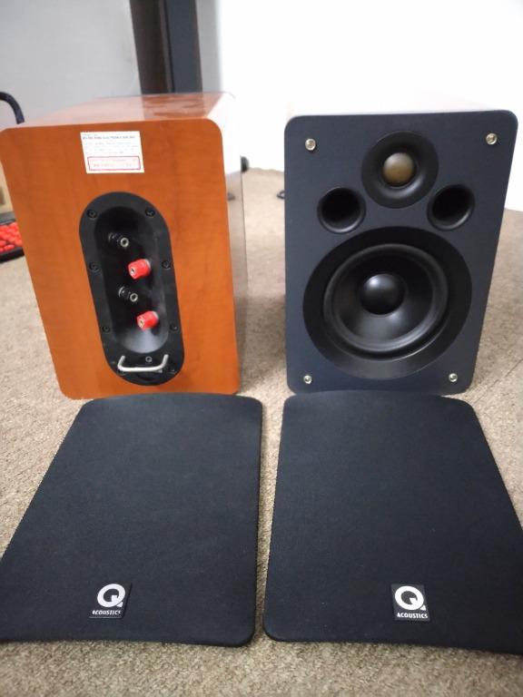 Bookshelf Speaker Q Acoustics 1020  Both_q10