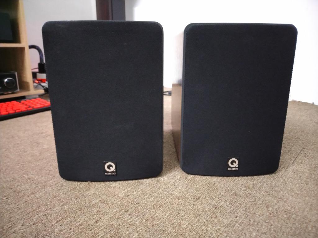 Bookshelf Speaker Q Acoustics 1020  Front_10