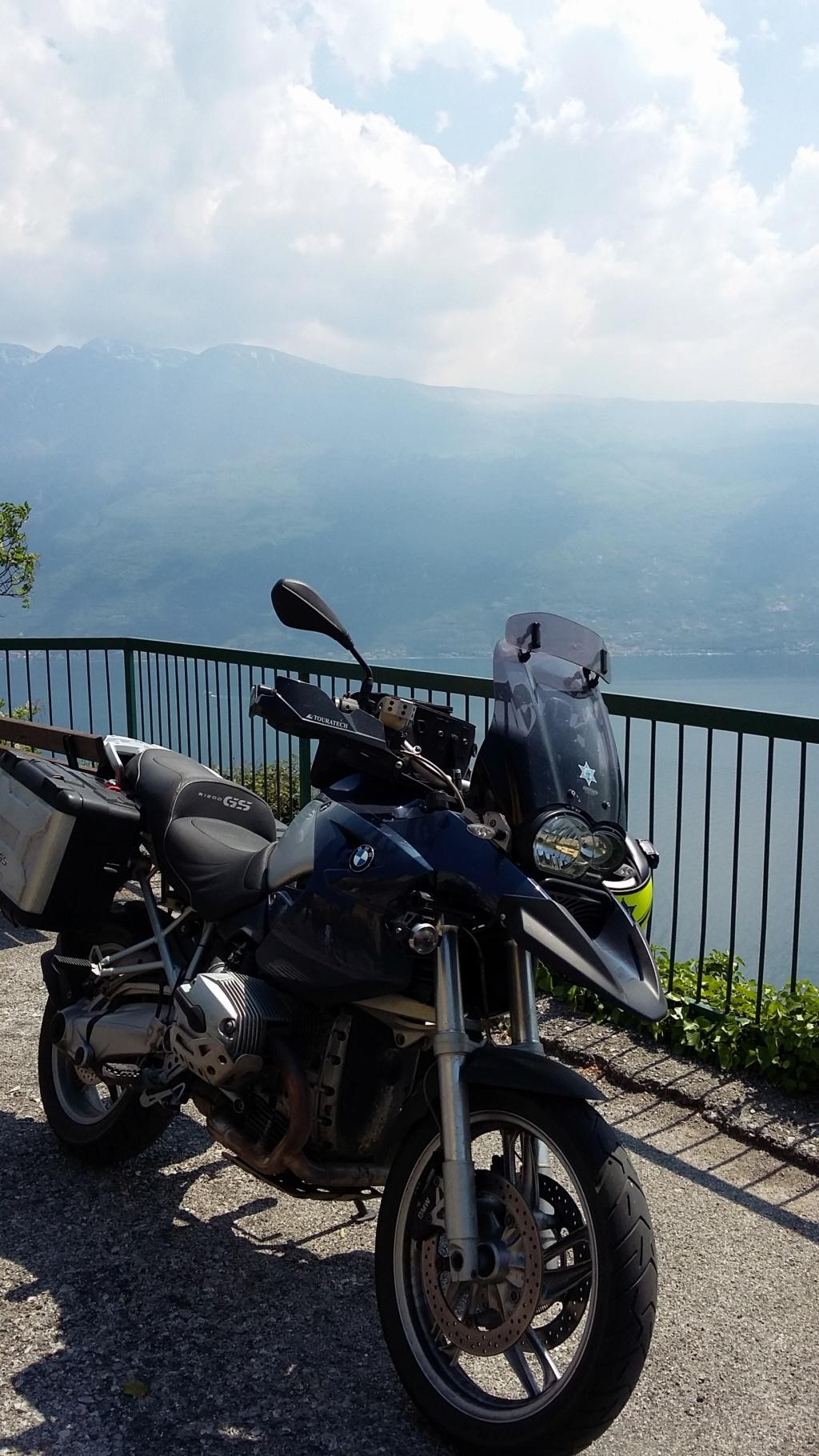 GS, Monte Baldo, Gardasee 20160510