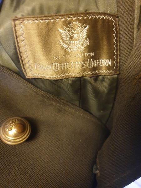 veste us gendarmerie  pas courante  20200917