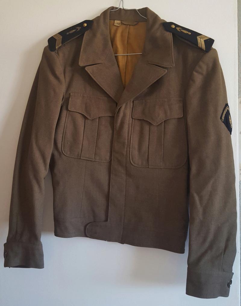 Tenue Gendarmerie Veste_12