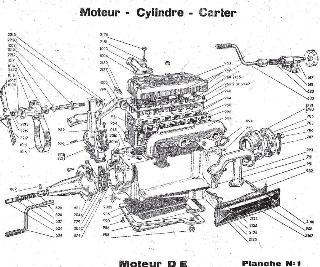 Petit nouveau Rosengart LR2 - Page 2 Moteur12