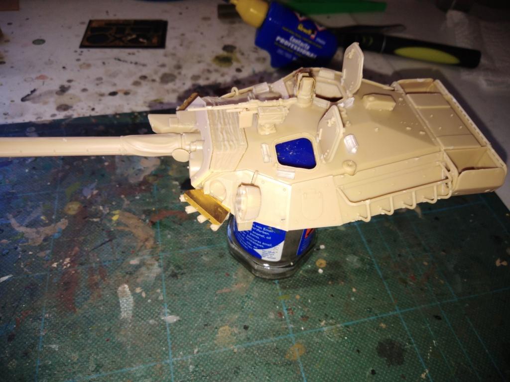 AMX10 RCR  , Tiger Model - 1/35 1012