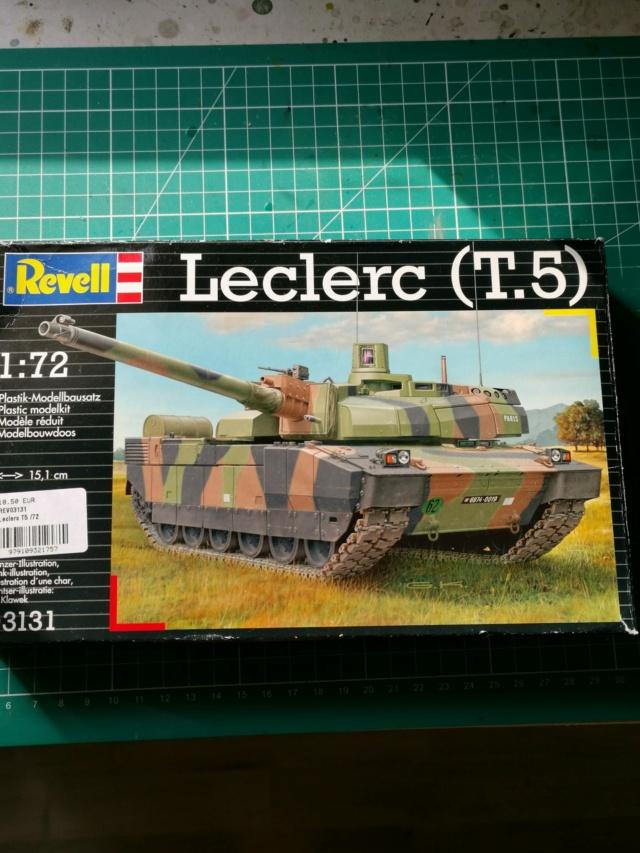 Leclerc KFOR - 1/72_Revell 1019