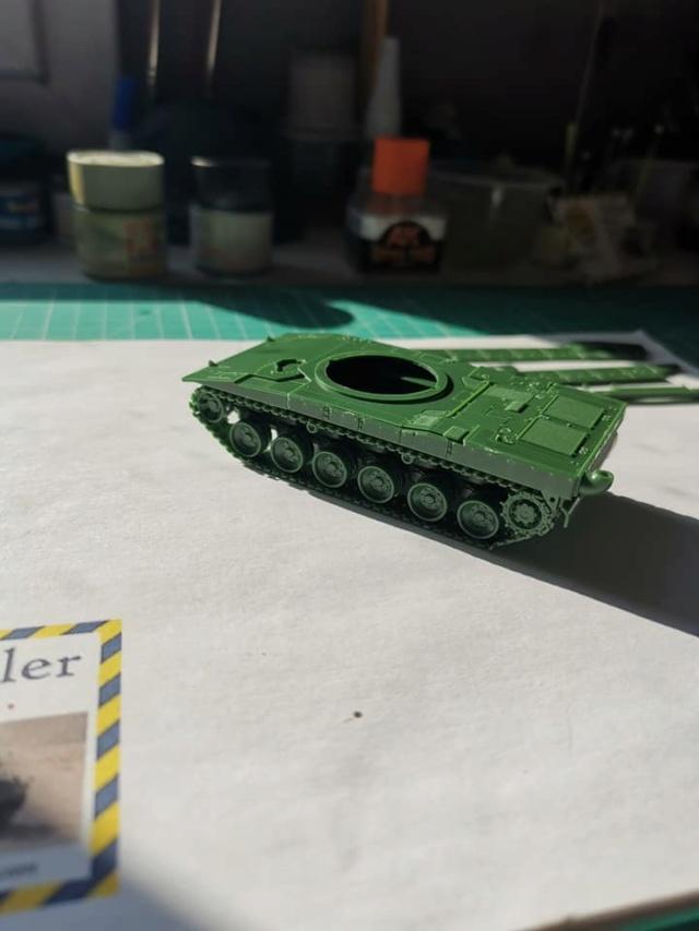 Leclerc KFOR - 1/72_Revell 1121