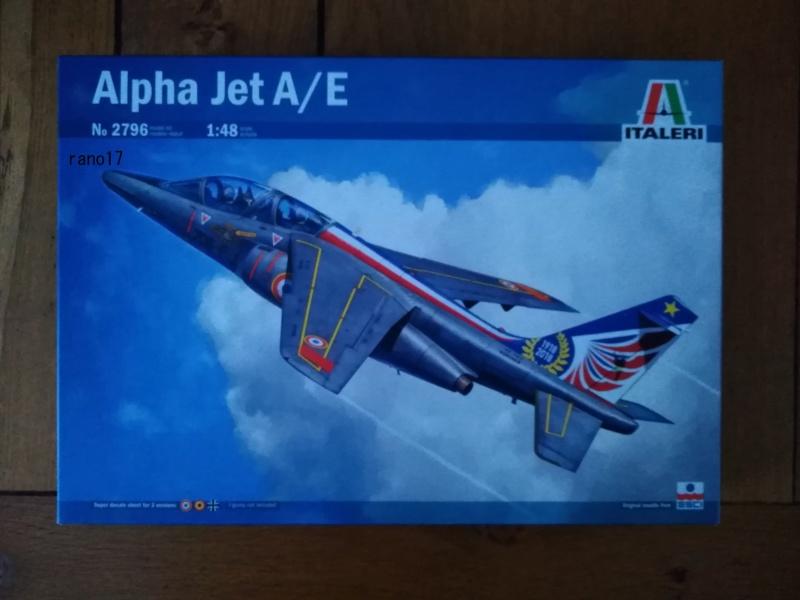 Alpha Jet A/E , Italeri 1/48  113