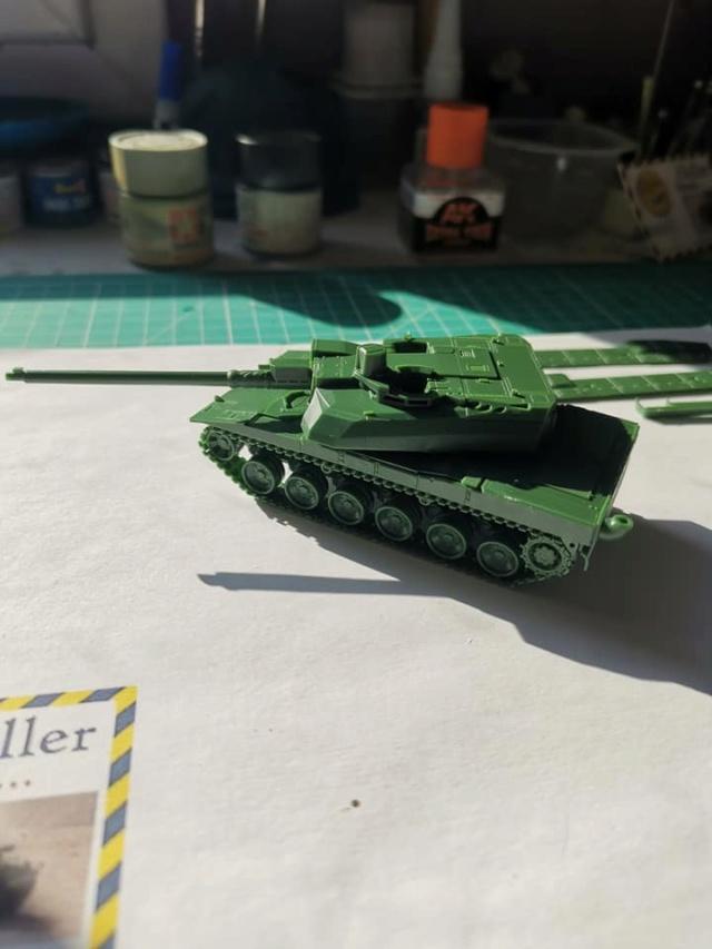 Leclerc KFOR - 1/72_Revell 1217
