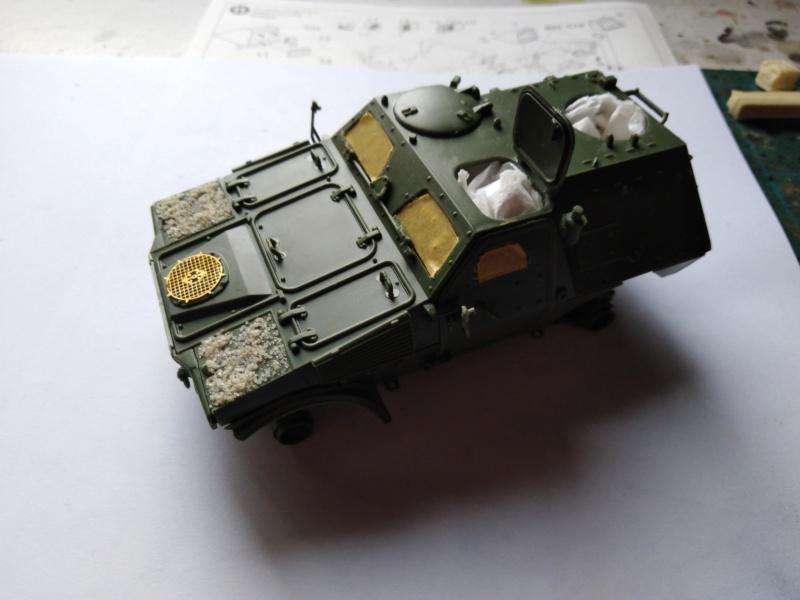 VBL , Tiger Model 1/35 1411