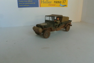 Jeep pick-up ( Italeri ) 1/35 1711