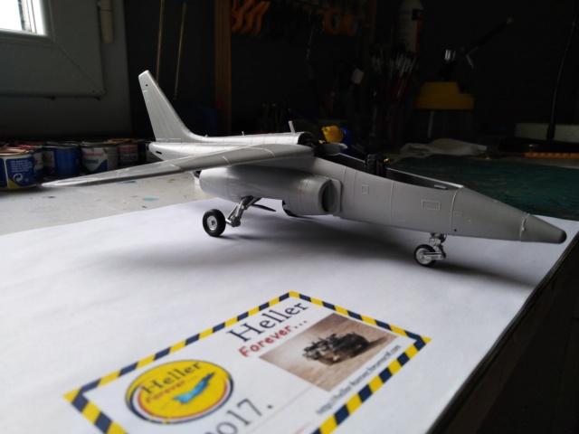 Alpha Jet A/E , Italeri 1/48  1718