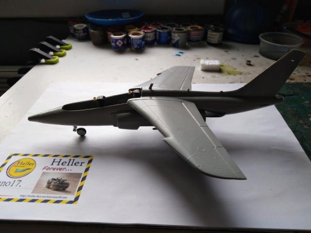 Alpha Jet A/E , Italeri 1/48  1815