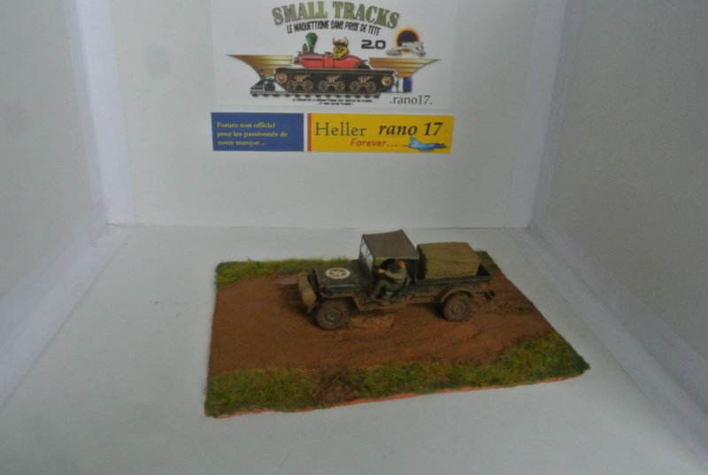 Jeep pick-up ( Italeri ) 1/35 2511