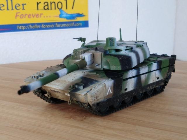 Leclerc KFOR - 1/72_Revell 2518