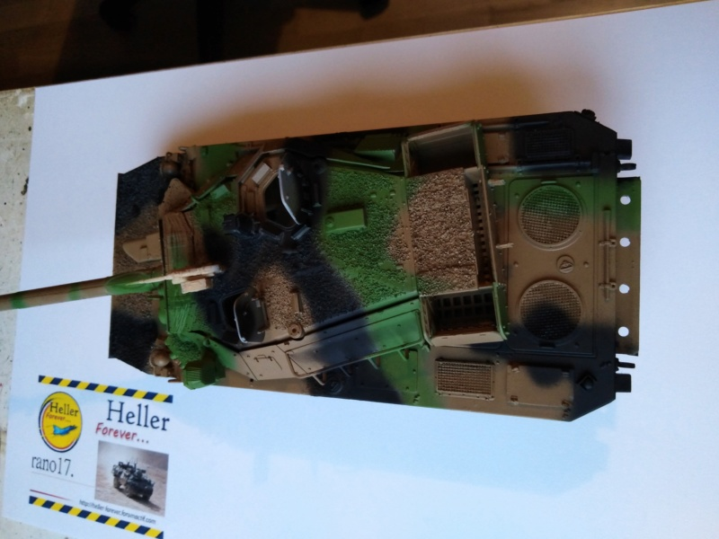 AMX10 RCR  , Tiger Model - 1/35 - Page 2 3910