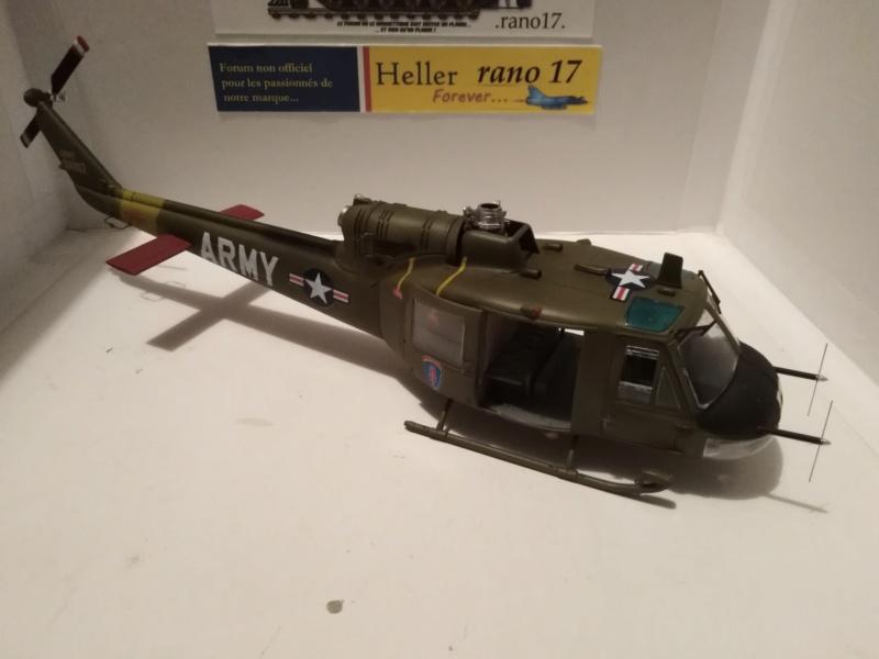 UH-1B Iroquois , Séminar 1/35  4511