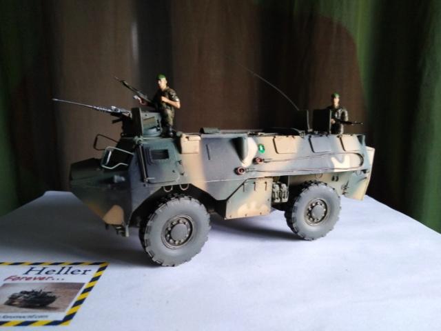VAB Armée Libanaise , Azimut Production 1/35 4914
