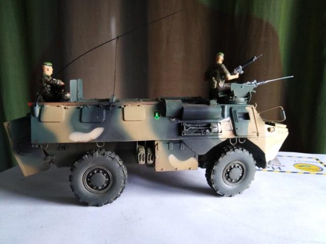 VAB Armée Libanaise , Azimut Production 1/35 5112