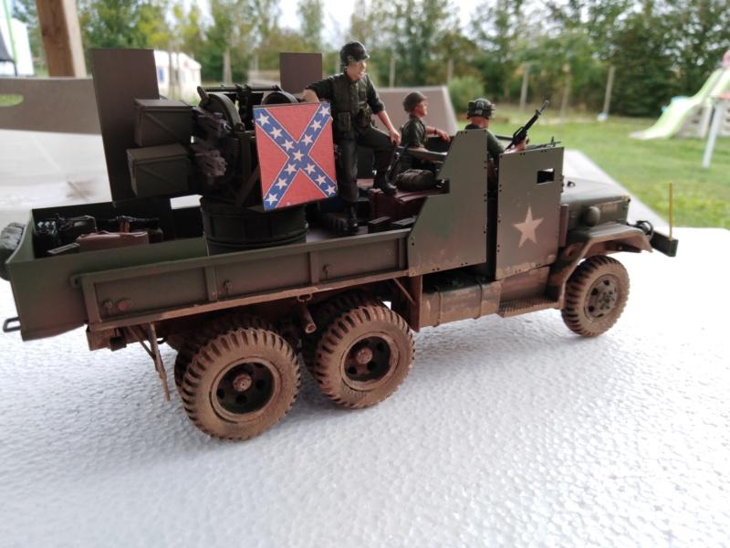 Vietnam Gun Truck 1/35  - Page 2 5412