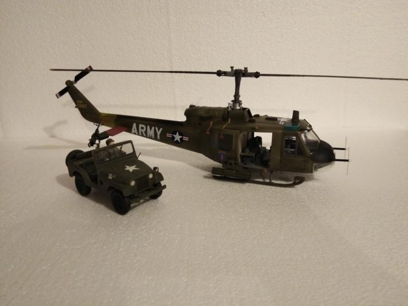 UH-1B Iroquois , Séminar 1/35  - Page 2 5413