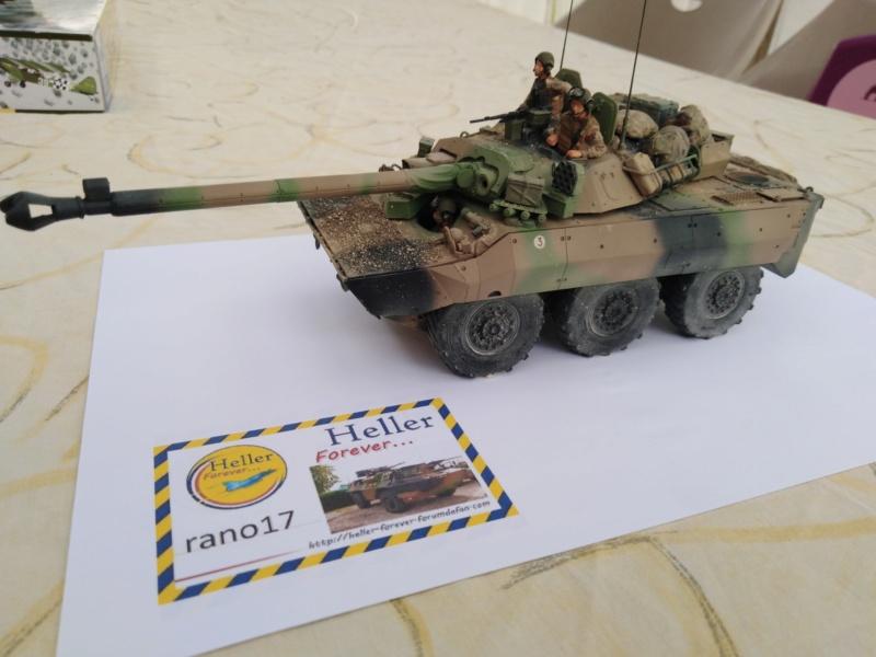 AMX10 RCR  , Tiger Model - 1/35 - Page 4 5910