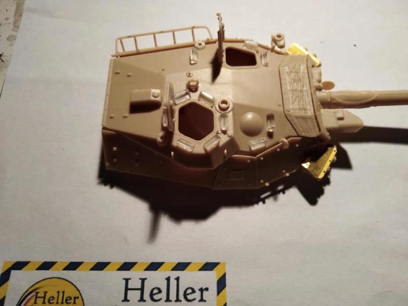 AMX10 RCR  , Tiger Model - 1/35 610