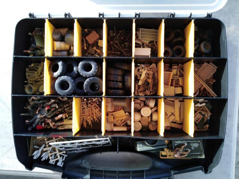 Votre boîte à rabiots est organisée comment (si elle l'est LOL) ? Bozyte10