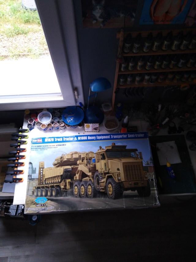 Oshkosh -M911 et M747 Hobby Boss 1/35  Img_2057