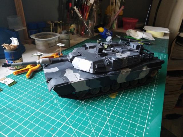 Oshkosh -M911 et M747 Hobby Boss 1/35  M1a1-a10