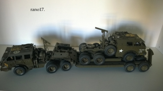 [Tamiya 1/35] M26 Armored tank recovery vehicle réf. 35244 M26_pa12