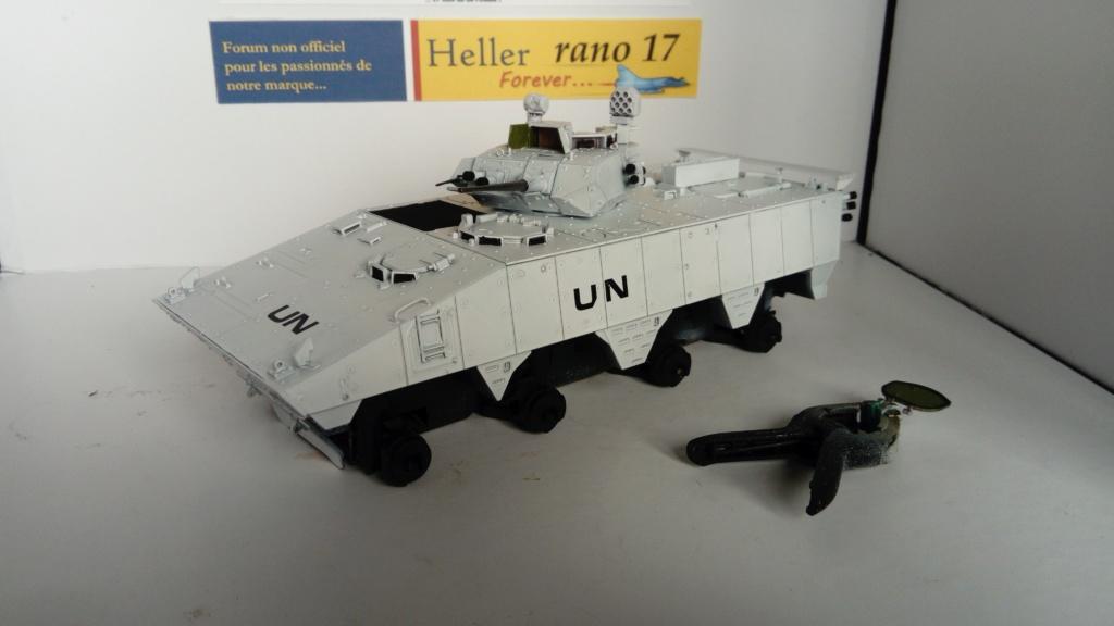 Retour de patrouille VBCI ONU Liban ( Heller 1/35 )  Vbci_u10