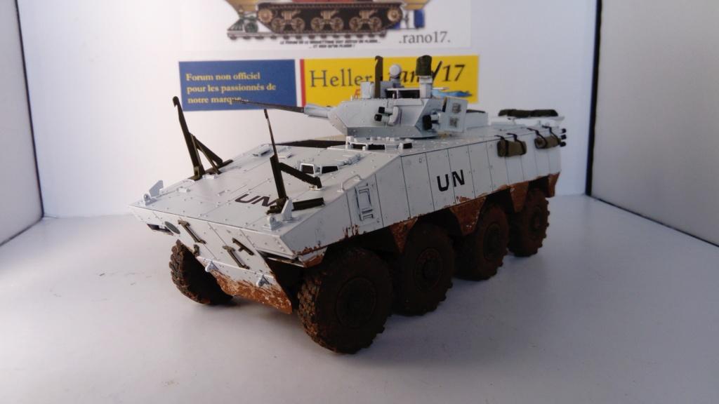 Retour de patrouille VBCI ONU Liban ( Heller 1/35 )  Vbci_u13