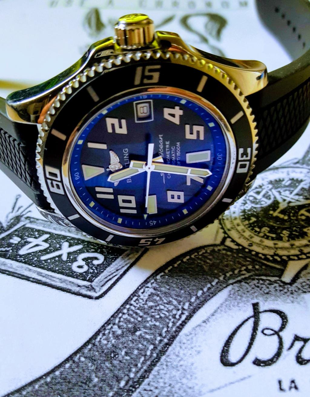 Votre montre la plus attachante... 20180610