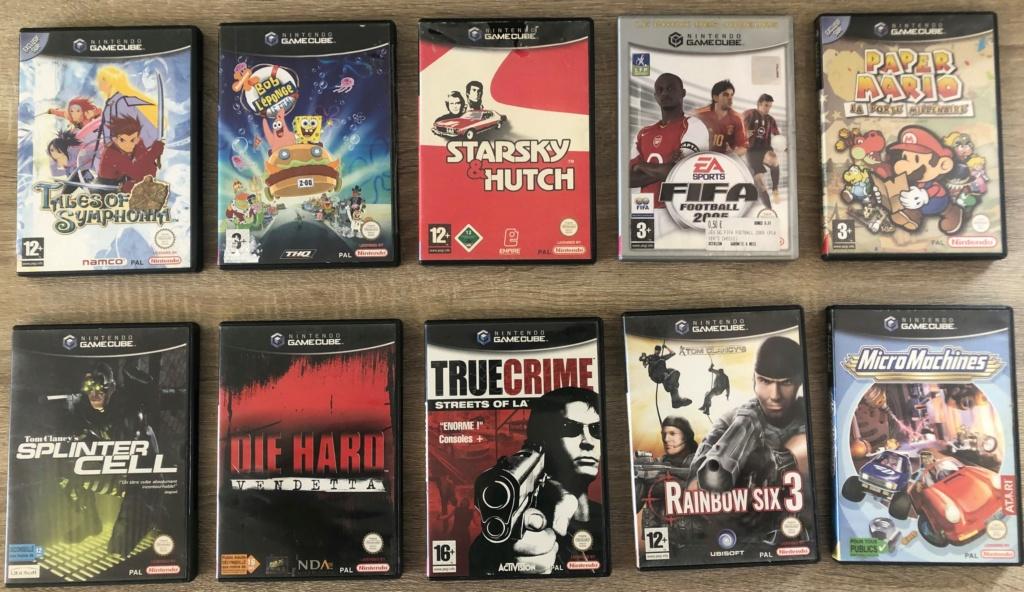[VDS] MAJ Baisse des prix!! Gamecube, switch, 3DS, collector, Wii, Wii U  Img_9419