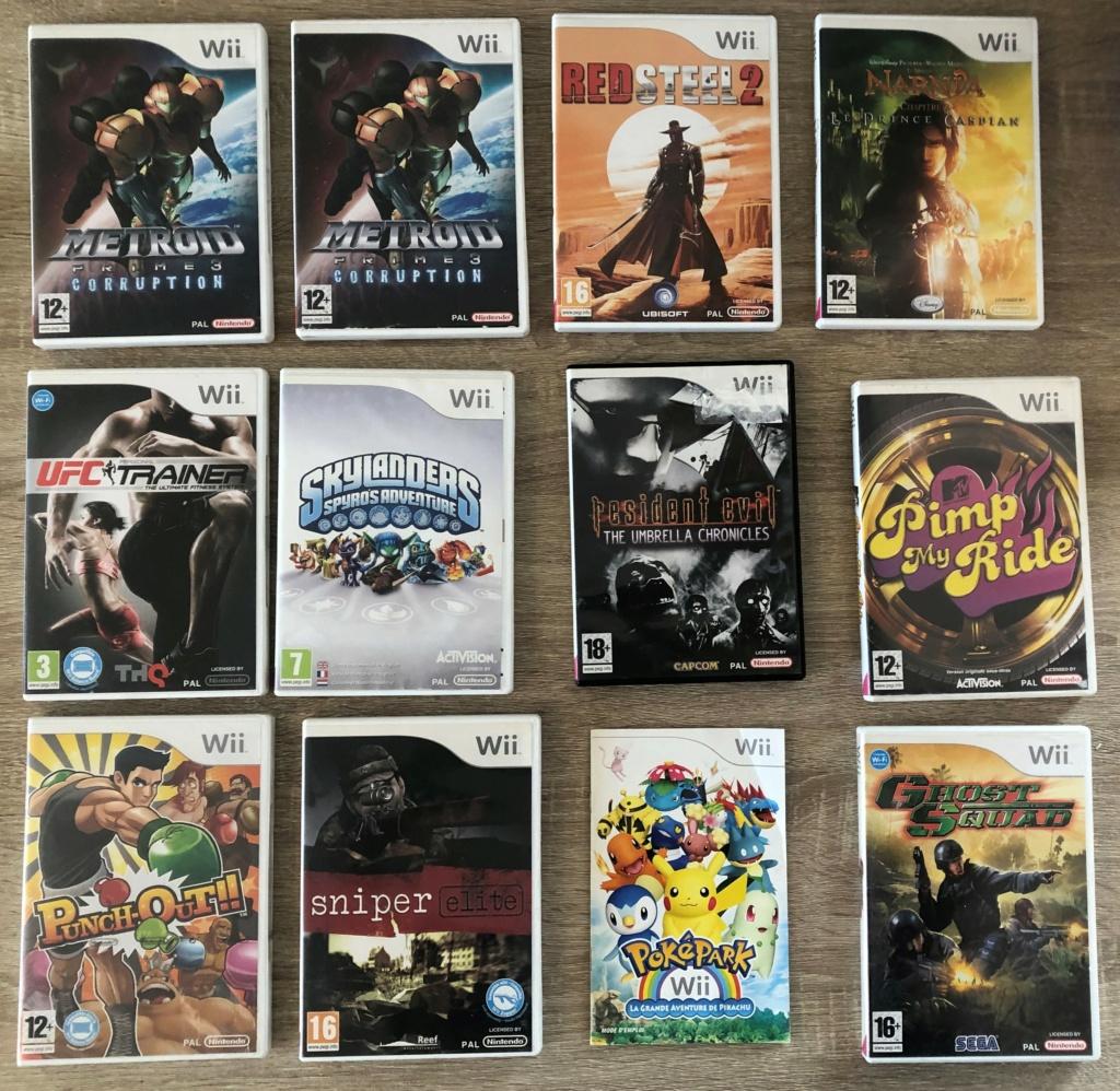 [VDS] MAJ Baisse des prix!! Gamecube, switch, 3DS, collector, Wii, Wii U  Img_9424