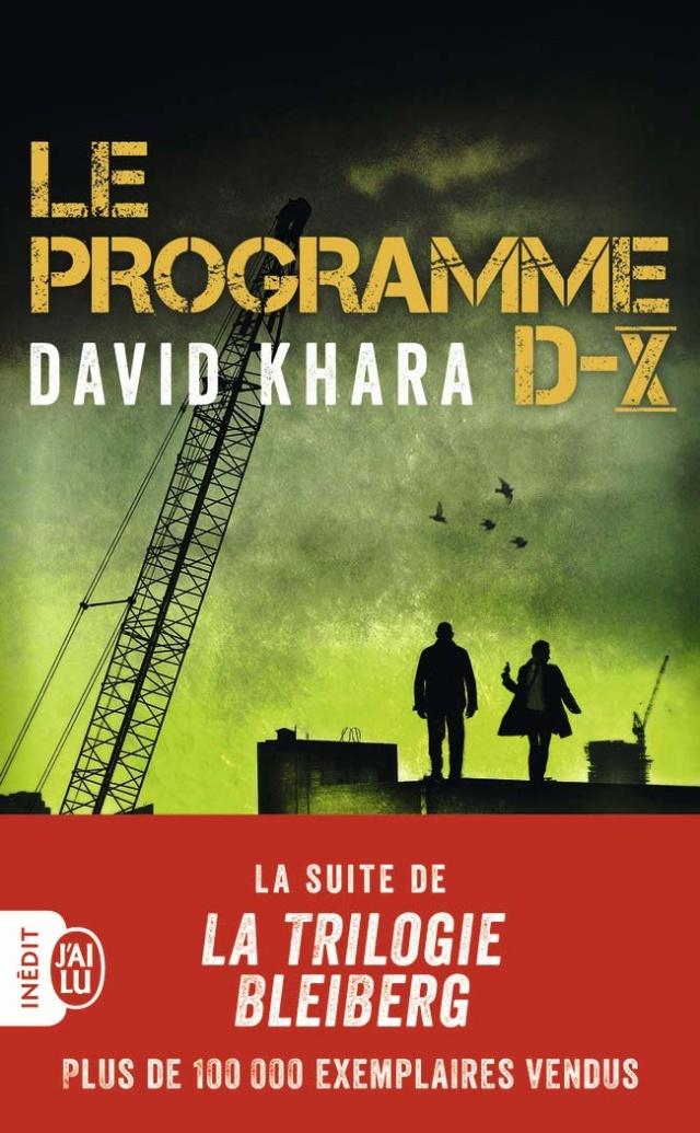 [Khara, David] Le Programme D-X Progra10