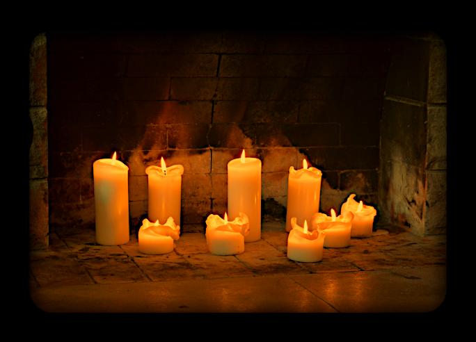 Обряд Очищения со свечой. 122