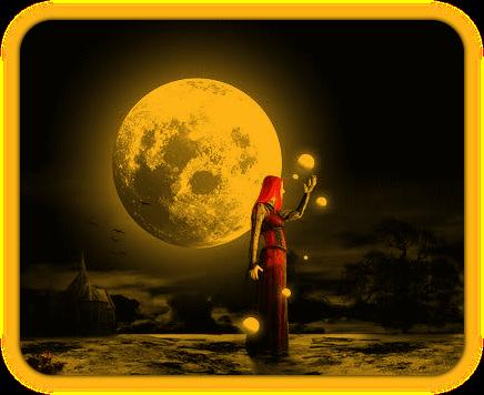 Полное лунное затмение 2018: ритуалы в лунное затмение. A_210